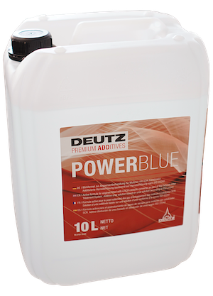 Deutz power blue 1